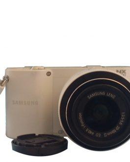 CÁMARA FOTOGRÁFICA SAMSUNG NX1000