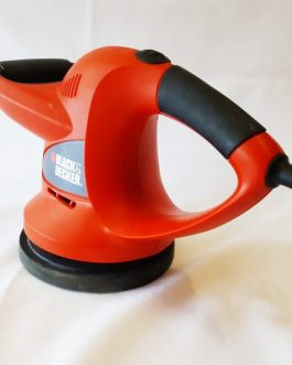 PULIDORA Y ENCERADORA BLACK AND DECKER