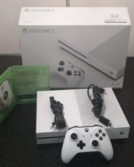 CONSOLA DE VIDEO JUEGOS XBOX ONE S