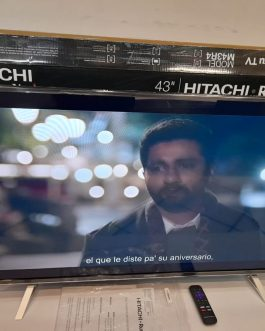 PANTALLA SMART TV HITACHI