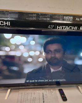 PANTALLA SMART TV HITACHI