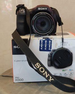 CAMARA FOTOGRAFICA SONY MOD DSC-H300