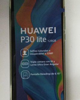TELÉFONO CELULAR HUAWEI MOD P30 LITE